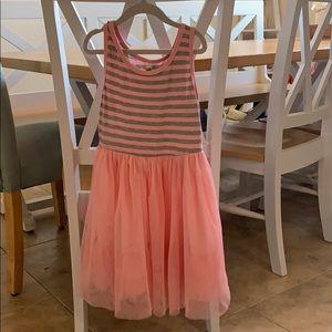 Precious pink dress for girls